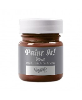 Rainbow Dust Paint It! - Brown - 25ml