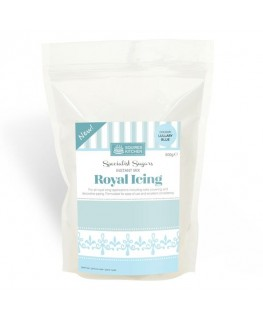 Squires Kitchen Royal Icing Lullaby Blue 500g