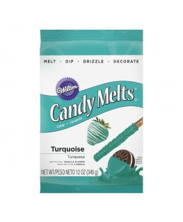 Wilton Candy Melts Turquoise 340g