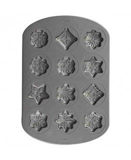 Wilton Non-Stick Cookie Pan Snowflake