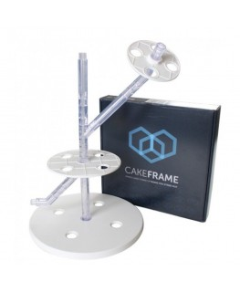 Cake Frame Anti Gravity Cake Starter Kit 45pc