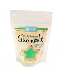 Squires Kitchen Tempered Isomalt Green 125g