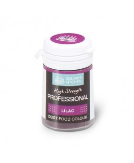 Squires Kitchen Professional Food Colour Dust Lilac 4g