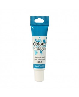 Colour Splash Food Colouring Gel Peacock 25g