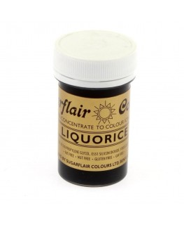 Sugarflair Liquorice/Black Spectral Paste Colour 25g