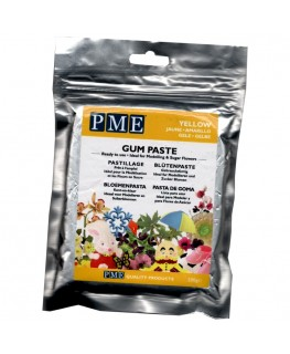 PME Gum Paste Yellow 200g