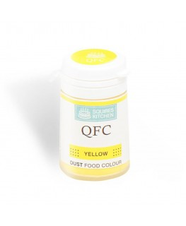 Squires Kitchen Quality Food Colour (QFC) Dust Yellow 4g