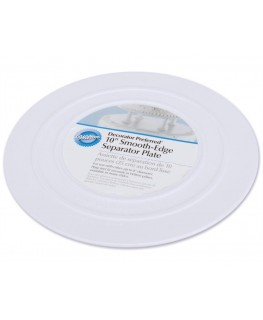 "Wilton 10"" Decorator Preferred Round Separator Plate"