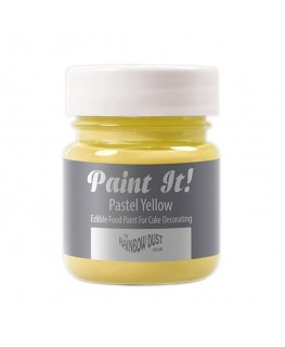 Rainbow Dust Paint It! - Pastel Yellow - 25ml