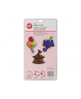 Wilton Big Top Lollipop Mold