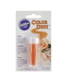 Wilton Orange Colour Dust 1.4g
