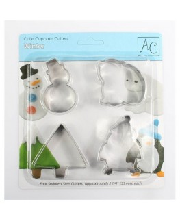 Autumn Carpenter Winter Cutter Set 4 piece
