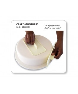 JEM Cake Smoothers - Set of 2