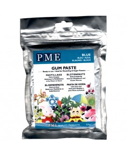 PME Gum Paste Blue 200g