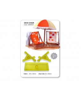 JEM Deck Chair Cutter Set 3pc