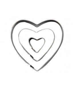 Wilton Heart Cut-Outs