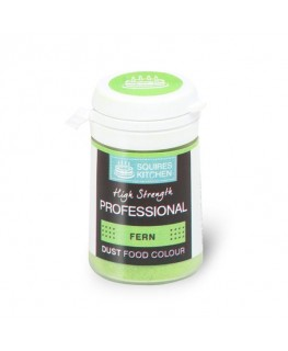 Squires Kitchen Professional Food Colour Dust Fern 4g