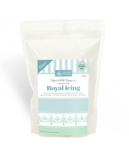 Squires Kitchen Royal Icing Frosted Leaf 500g