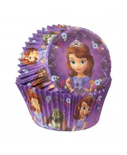 Wilton Sofia The First Cupcake Cases 50pk
