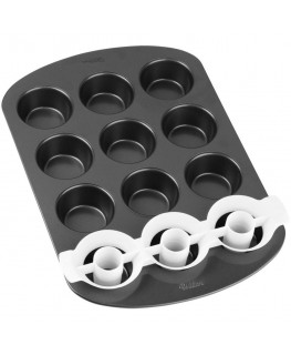 Wilton Wilton Two-Tone Cupcake Pan Set