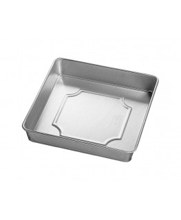 "Wilton Performance Cake Pan Square 6"" x 2"""
