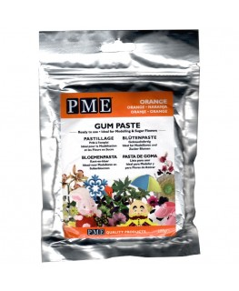 PME Gum Paste Orange 200g