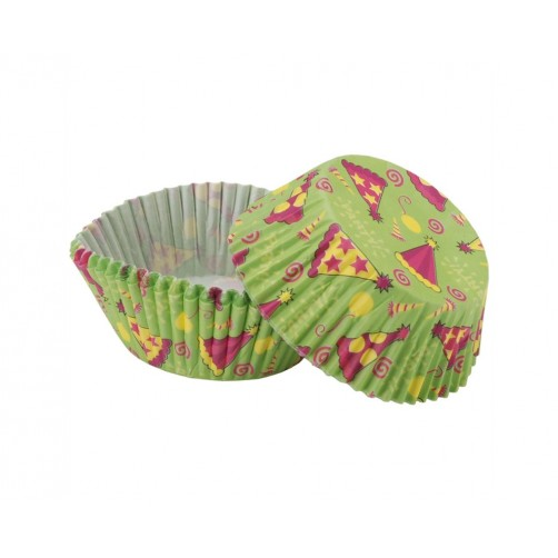 Wilton Party Hats Standard Cupcake Cases 50pk