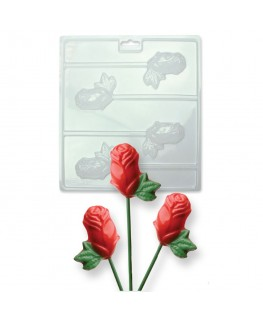 PME Roses Candy Lollipop Mould