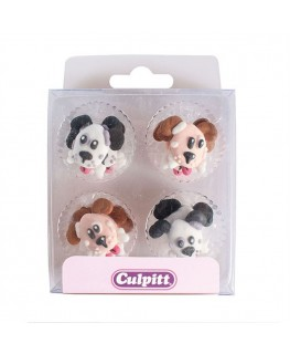 Culpitt Dogs Sugar Pipings 12pk