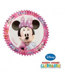 Wilton Minnie Mouse Cupcake Cases 50pk