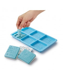 Wilton Frozen Silicone Bark Mould