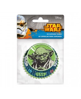 Stor Star Wars Baking Cases 60pk