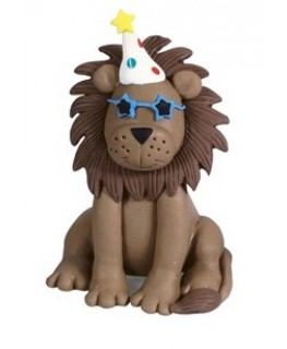 Culpitt Claydough Lion Cake Topper