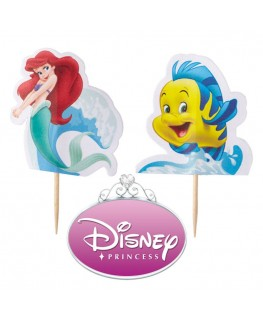 Wilton Disney Princess Ariel Fun Pix 24pk