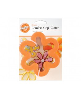 Wilton Flower Comfort Grip Cutter 4""