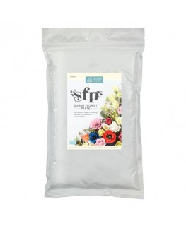 Squires Kitchen Sugar Florist Paste (SFP) Cream Value Pack 1kg