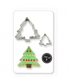 PME Cookie & Cake Snowman Cutter 2pc
