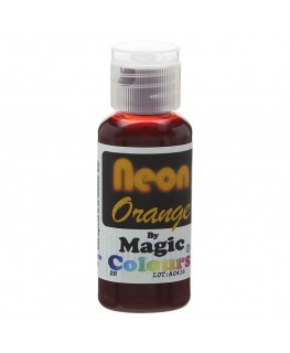 Magic Colours Neon Orange Food Colouring 32g