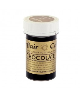 Sugarflair Chocolate Spectral Paste Colour 25g