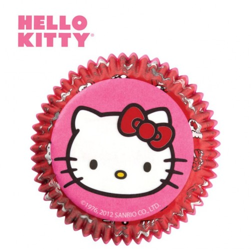 Wilton Hello Kitty Standard Cupcake Cases 50pk