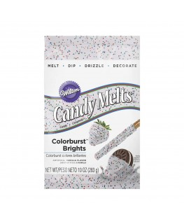Wilton Colorburst Brights Candy Melts 284g