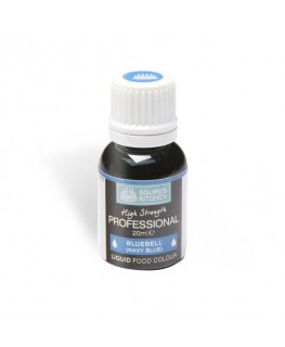 Squires Kitchen Professional Food Colour Liquid Bluebell Navy Blue 20ml