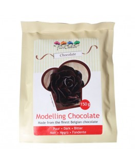 FunCakes Modelling Chocolate Dark 150g