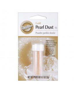Wilton Gold Pearl Colour Dust 1.4g