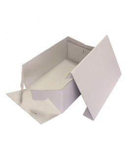 "PME 14"" x 10"" Oblong Cake Box"
