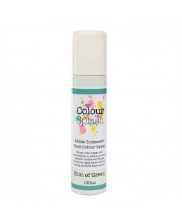 Colour Splash Edible Food Colour Spray Hint of Green 100ml