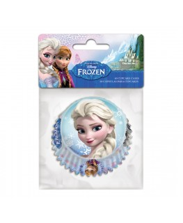Stor Disney Frozen Baking Cases 60pk