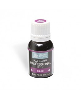 Squires Kitchen Professional Food Colour Liquid Lilac 20ml