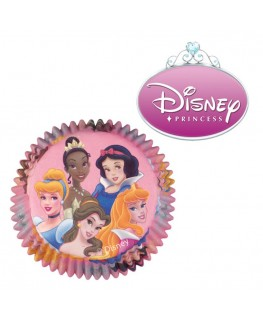 Wilton Disney Princess Standard Cupcake Cases 50pk