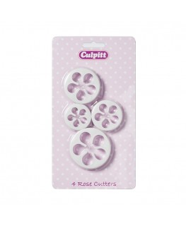 Culpitt Daisy Cutter Set 3pc